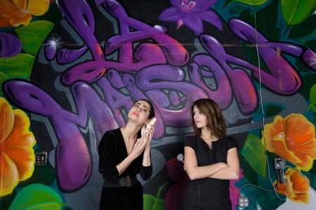 La Maison Oakland Mathilde et Clara