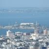 Alcatraz par beau temps