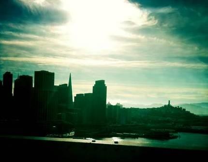 En revenant de Oakland