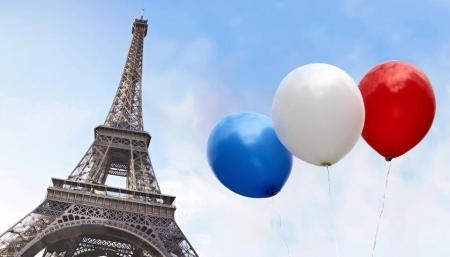 Francophones a San Francisco Bastille Day Concours de petanque