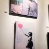 Banksy La Fille au ballon