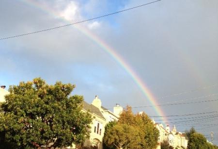 12 colors rainbow