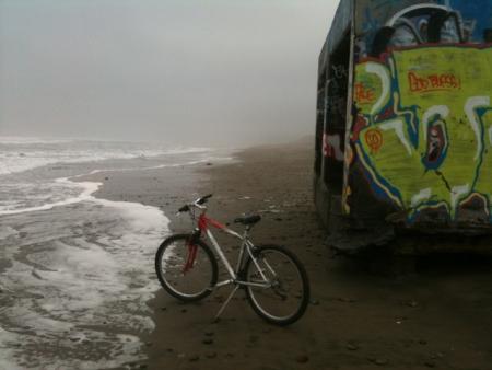 Ocean Beach de près...