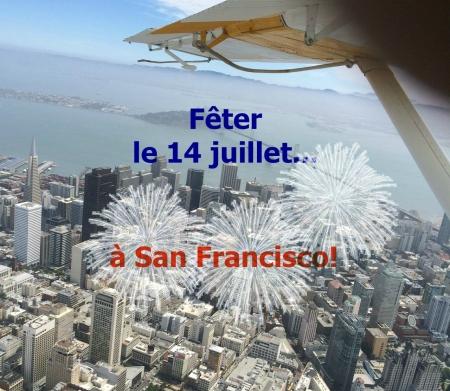 Où fêter le 14 juillet à San Francisco ?