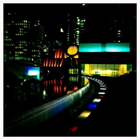 SFMoma by night