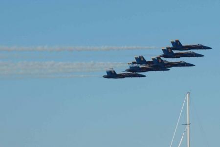 Blue Angels 2012